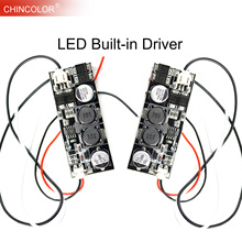 LED Driver Built in Power Supply 300mA (12 18)x1W AC/DC12 24V to DC 30V~60V 12W 14W 15W 16W 18W DIY LED Bulb Lamp Spotlight JQ