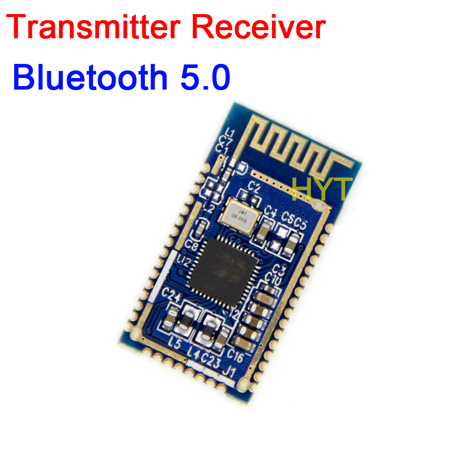 BK3266 Module Wireless Bluetooth 5.0 Stereo Transmitter Receiver Board AT Renamed Serial Port Control Call Function