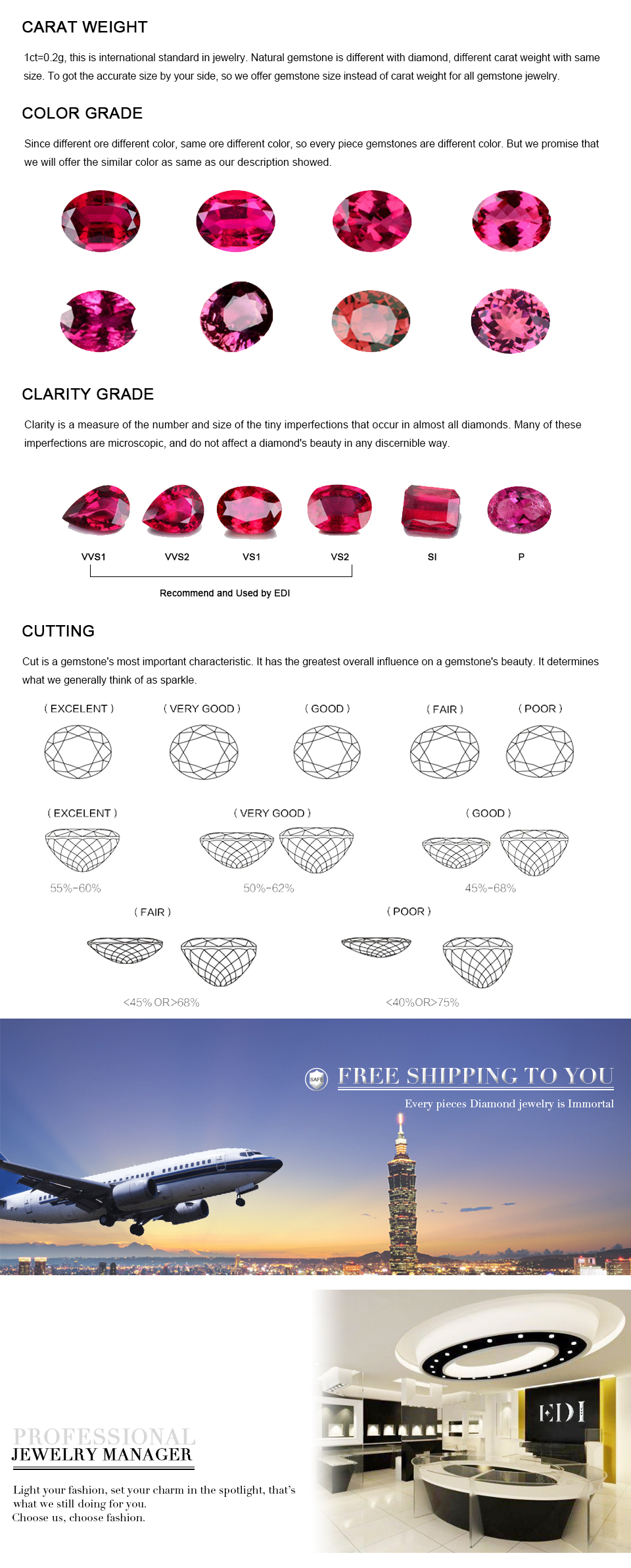 EDI Retro Round Gemstone Garnet Earrings Female 100% 925 Sterling Silver  Fine Jewelry - us631 4f202207db07