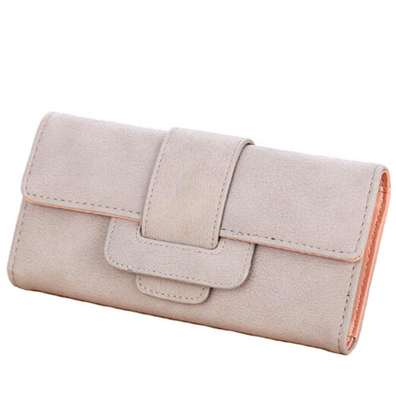 6ff00f7c2539 2018 известный бренд Для женщин Длинная кошелек женский кошельки Винтаж  качества Портмоне кожаный бумажник Для женщин клатч держатель для ка.