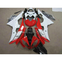 Injection mold new fairing kit For YAMAHA YZF R6 2008 2009 2013 2014 white red black YZFR6 08 14 body fairings set JL18