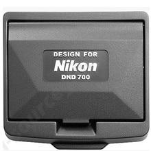 Защитная крышка для ЖК-экрана камеры и защита от солнца для камеры Nikon D700
