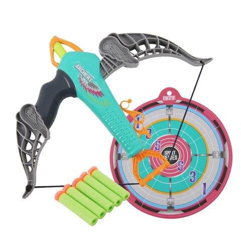 brinquedos do miudo simulacao ao ar livre tiro com arco espada modelo de brinquedo esportes