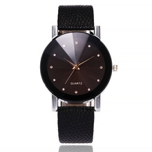 цена на Fashion Ladies Wrist Watch Women Famous Brand Casual Clock Female Leather Quartz Watch Hodinky Relogio Feminino Montre Femme