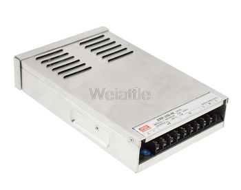 MEAN WELL original ERP-350-12 12V 26.7A meanwell ERP-350 12V 320.4W Single Output Switching Power Supply image