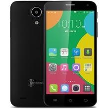 Kenxinda A6 5,0 zoll 3G Smartphone Android 4.4 MTK6582 Quad Core 1 GB RAM + 8 GB ROM 8MP + 2MP Dual-kameras GPS WiFi Mobile telefon