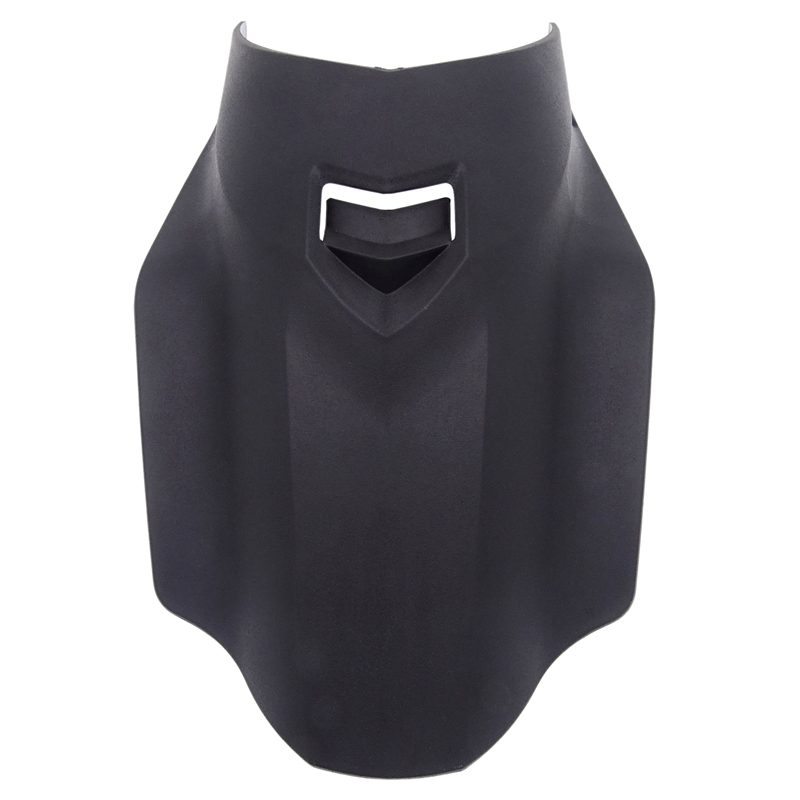 Image 2 - Black Motorcycle Front Mudguard Extender Fender Splash Extension Pad Accessories For BMW R1250GS LC R1250GS ADV Adventure 2019-in Covers & Ornamental Mouldings from Automobiles & Motorcycles