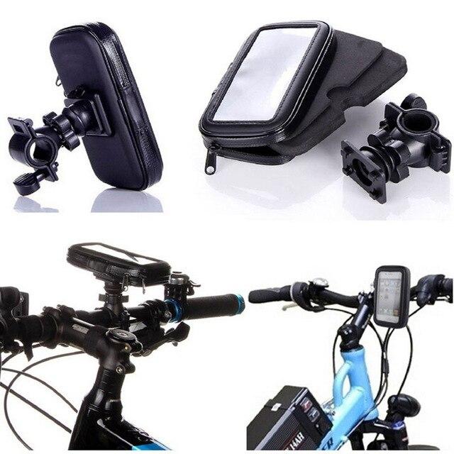 Universal para bicicleta soporte para teléfono móvil soporte del teléfono para e