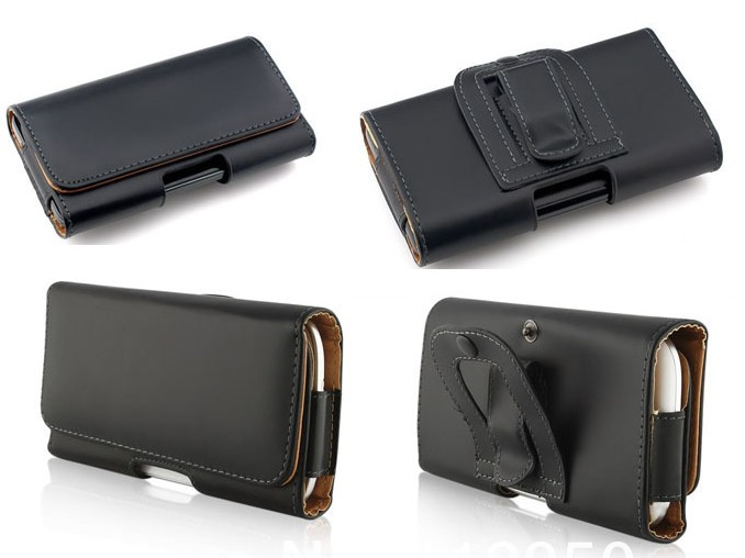 Leather Pouch Holster Belt Clip Case Holder For <font><b>Nokia</b></font> N97 Mini <font><b>Nokia</b></font> C1 C2-01 C5-03 C6 700 For <font><b>Nokia</b></font> X6 5233 6700 <font><b>7230</b></font> 5330 2690 image