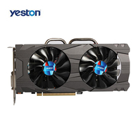 Original YESTON GeForce GTX 1060 Graphics Card 3GB GDDR5 192bit HDMI DVI DP 1152SP Original Desktop
