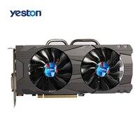 Original YESTON GeForce GTX 1060 Graphics Card 3GB GDDR5 192bit HDMI DVI DP 1152SP Original Desktop