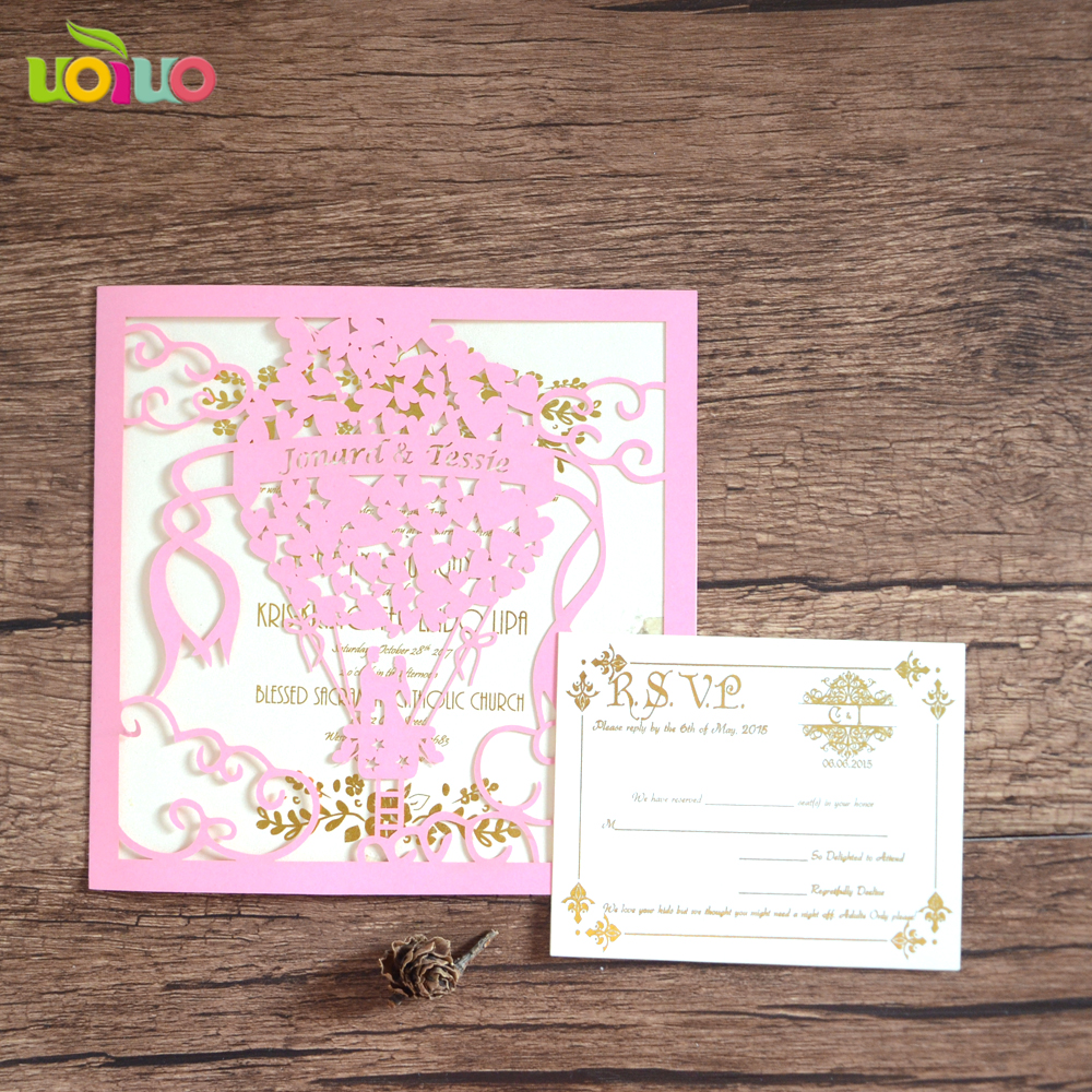 50pc China Wedding Invitation Cards Supplier Wholesale And Retail