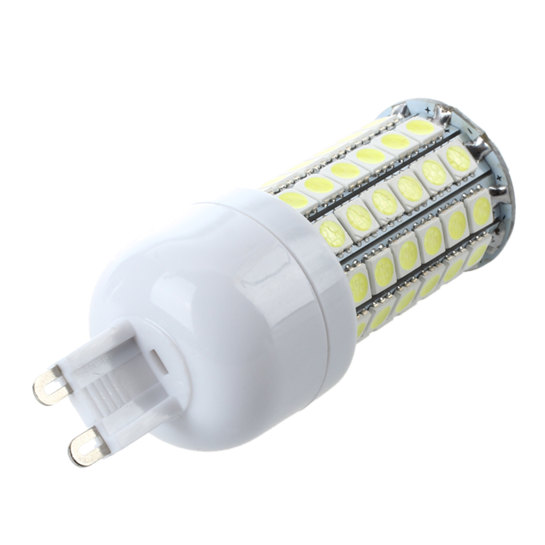 Lights & Lighting 5x G9 8w 69 Led 5050 Smd Beleuchtung Lampe Leuchtmittel Leuchte Birne 500lm Wei