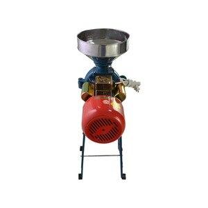 Image 3 - 220V 전기 피드 밀 습식 건조 곡물 분쇄기 쌀 곡물 커피 밀