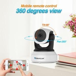 Image 4 - Vstarcam c24s hd 2mp 3mp wifi câmera ip eye4 web cam ptz 1080p cctv câmera wi fi cartão sd ipcam pet visão noturna sem fio p2p