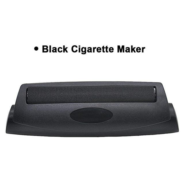Two Type 78mm Tobacco Roller Cigarette Maker CIGARETTE ROLLING MACHINE For PaperColor Random