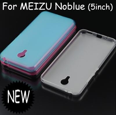 Cunzhi Высокое качество крышка ТПУ Мягкий силиконовый чехол для Meizu noblue (5 дюймов) сотовые телефоны мешок конфеты желейные Цвет (подарок стилус)