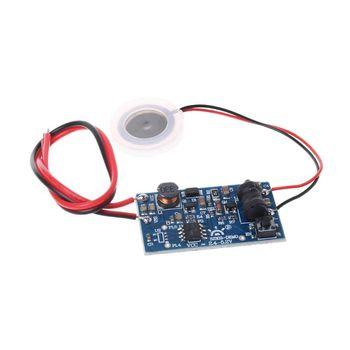 Luftbefeuchter DIY Kit 5V Nebel Maker Wandler Befeuchtet Erstellen Platte Zubehör + PCB Modul D16mm