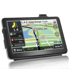 Катарина 718 gps-навигатор Автомобильный навигатор gps Win CE gps автомобильный навигатор 7 дюймов Европа/Юго-Восточная Азия/Северная