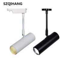 Wholesale Retail 20W 30W Warm Cold White COB LED Track Light Spot Wall Lamp Spotlight Surface Mounted Down lamp AC85-265V 15w 20w 30w cob modern led wall lamp sconce outdoor porch light up and down lighting ac85 265v led wall light warm white