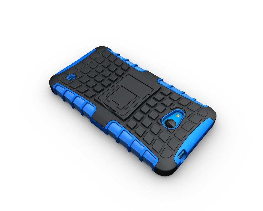 Uchwyt hybrid armor case dla microsoft lumia 650 640 635 630 case tpu obudowa odporna na wstrząsy pokrywa dla nokia lumia 635 640 650 case 39