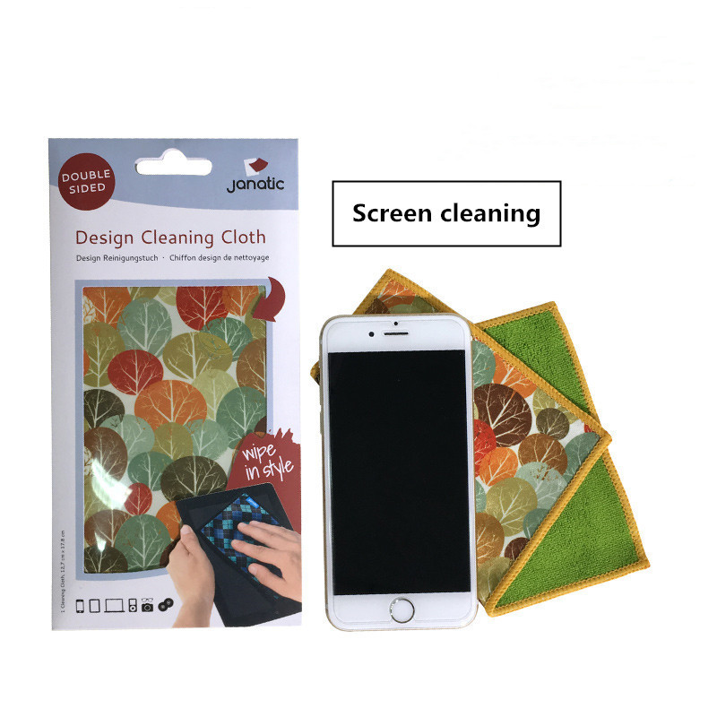 Computer Mobile Phone Screen Special Microfiber Cloth TV/glasses/lens Cloth HUAWEI IPHONE Fingerprint Remove Wipe/cleaning Cloth