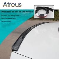 Atreus Car Styling Carbon Fiber Spoilers For BMW E46 E39 E90 E60 E36 F30 F10 E34 X5 E53 E30 F20 E92 M3 M4 M5 X5 X6 Accessories