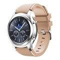 Venda quente de borracha de silicone faixa de relógio pulseira pulseira para samsung gear clássico s3 substituição pulseira de pulseiras de relógio do esporte
