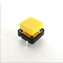 Push button switch:mini/DIY Electronic manufacture/no self-latching function   lzx
