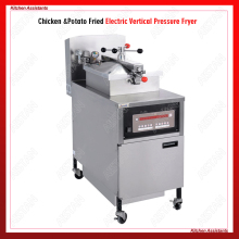 PFE800 Electric Henny Penny Style Pressure Fryer (Digital Computer control panel and With Oil Pump) henny penny 36839 slide