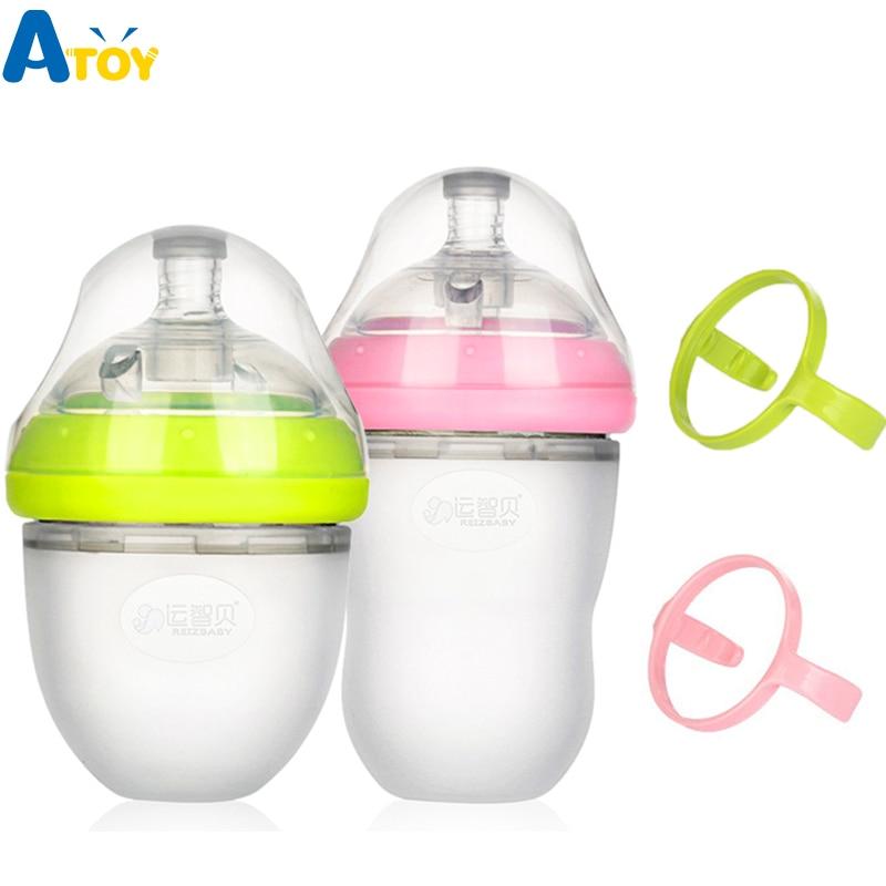 Grade Nursing Milk Feeding Drinking Storage Baby Bottle Juice Feeder Infant Cup