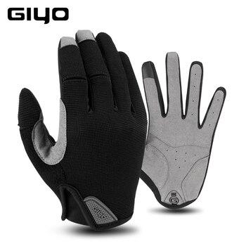 GIYO-guantes de ciclismo de Invierno, deportivos, para pesca, gimnasio o bicicleta de...