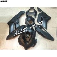 Fit for Honda 2004 2005 CBR1000RR Injection Fairing Matte Black Plastic ABS
