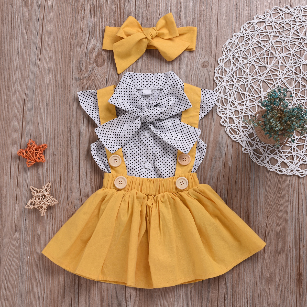 HTB1C s4d75E3KVjSZFCq6zuzXXa5 - Humor Bear Baby Girl Clothes Hot Summer Children's Girls' Clothing Sets Kids Bay clothes Toddler Chiffon bowknot coat+Pants 1-4Y