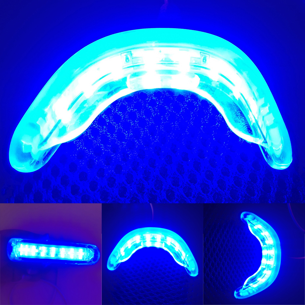 new 16led teeth whitening cold light lamp with triple interface. Black Bedroom Furniture Sets. Home Design Ideas