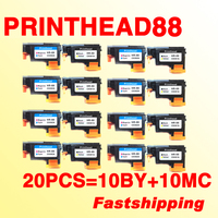 Fast Wholesale For Hp88 Printhead For Hp 88 C9381A C9382A PRO K550 K8600 K8500 K5300 K5400