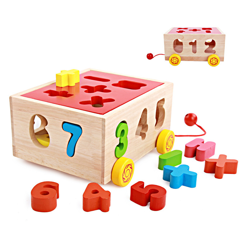 Toys For Early Childhood : Puzzle new children s educational early childhood drag