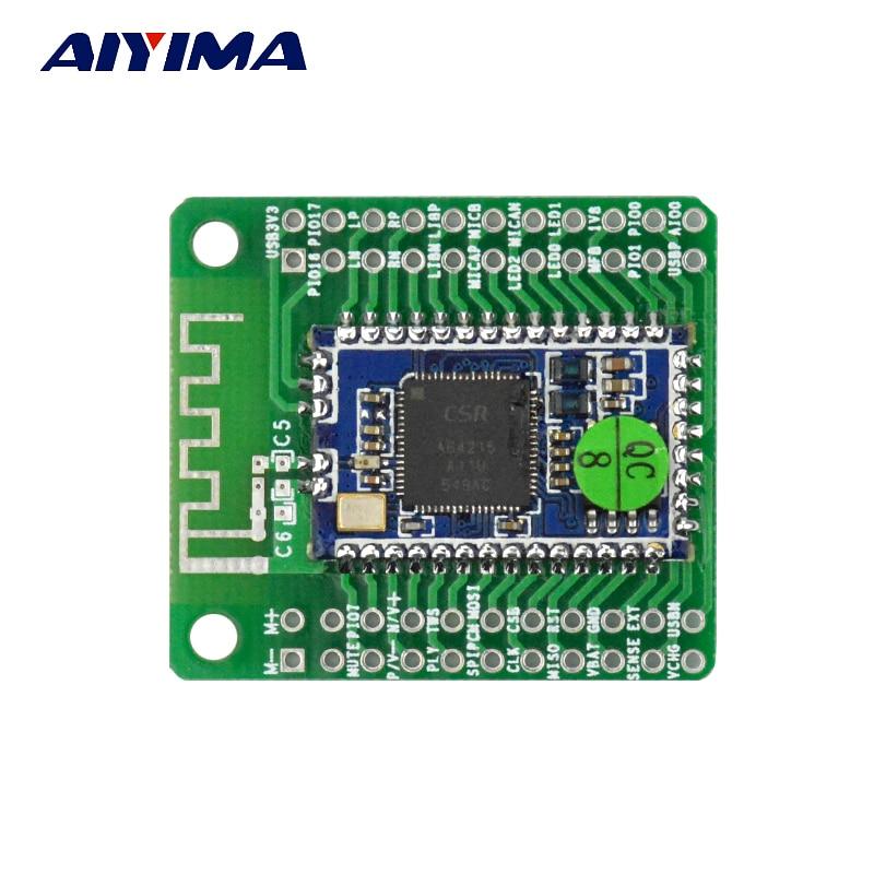 Aiyima CSRA64215 4.0 4.2 Module Audio Bluetooth APTX-LL sortie TWS I2S