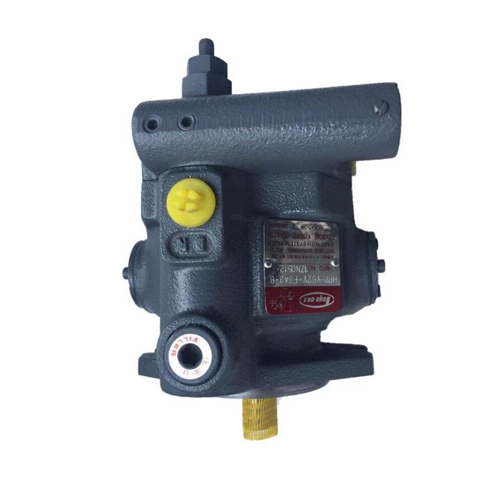 TOYOOKI Hydraulic Pumps HPP VC2V Piston Pumps Variable Displacement Oil Pumps Parts