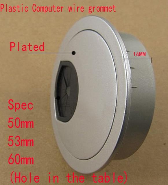 Online-Shop Series #50 53 60mm Computer PC tisch kabel Kunststoff ...
