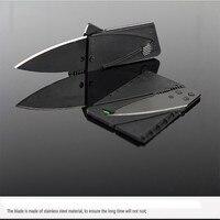 10pcs Lot Credit Card Knife Credit Card Lot Folding Blade Card Knife Pocket Wallet Camping Outdoor
