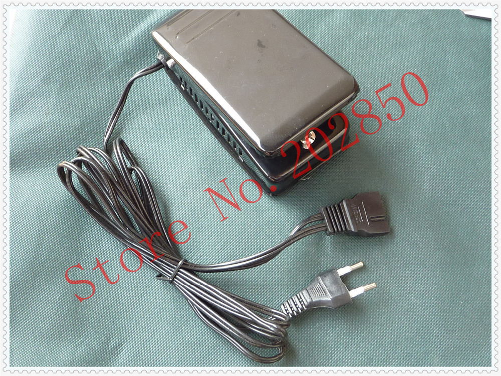 Domestic Sewing Machine Foot Pedal,200V~240V,0.5A,Connector Size 28.73X9.16mm,Stepless Speed Control,For Brother,Singer,Juki...
