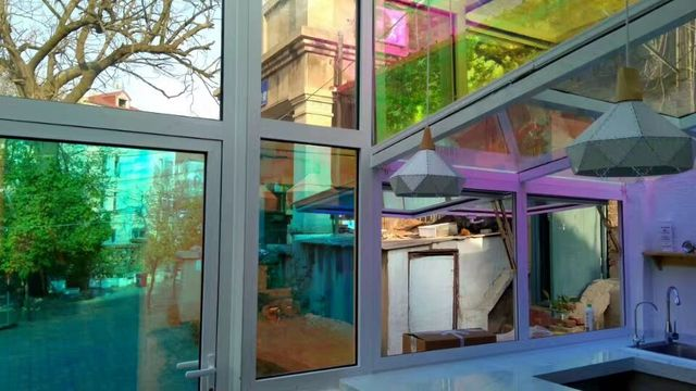 coloured window film office coloured window film stained glass self adhesive vinyl fablon 68cmx30m per roll