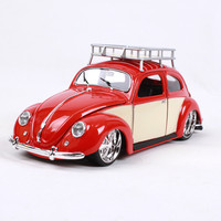 1:18 high simulation 1951 beetle modified simulation car model,metal alloy classic car ornaments,exquisite gifts,free shipping