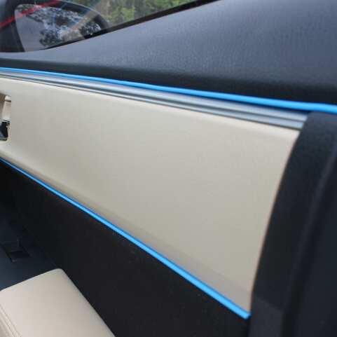 Car Styling 7mm Refitting Accessories Interior Decoration Lines For