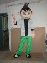 Stupid boy mascot costume mascot costume adult size mascot costume free shipping