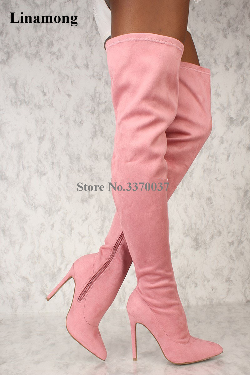Fashion Toe Thin Style Women Pointed Over Classical Heel ybf7Y6gv