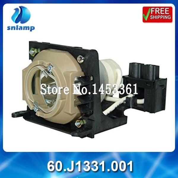 sl710s - Copmatible projector lamp 60.J1331.001 for SL700X SL703S SL703X SL705S SL705X SL700 SL703 SL705 SL710X SL710S SL710