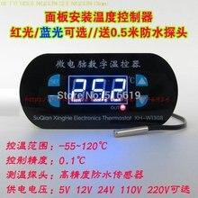12v xh w1308 термостат цифровой дисплей температурный контроллер