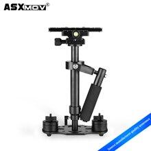 Top quality handheld video camera stabilizer for digital camera professional camcorders, SLR, DSLR cameras and DVs